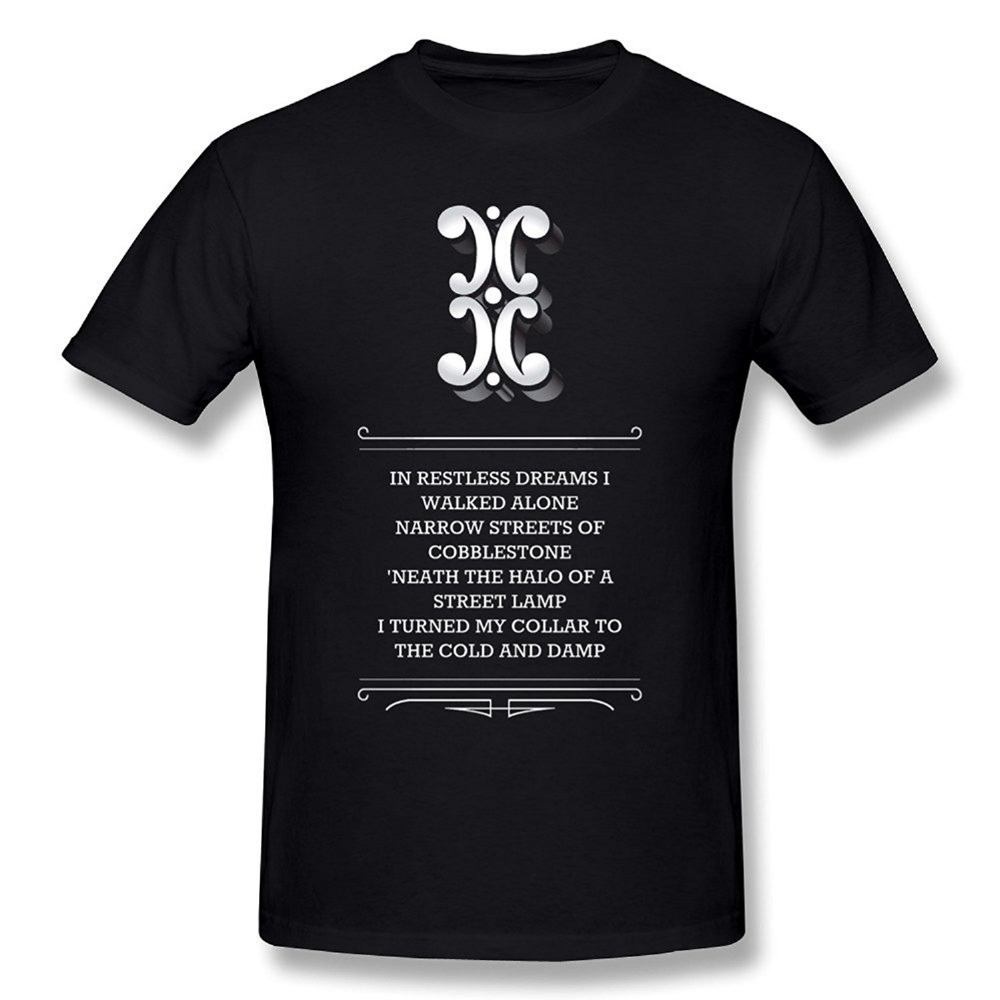Design Your Own Shirts Online: Design Your Own T Shirt Online Men'S The Sound Of Silence
