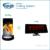Multikey Convidado Restaurante Botão de Chamada Do Sistema (1 LED Visor do Receptor e 10 Botões de Chamada de Suporte Do Menu Preto)