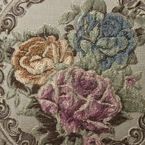 Image 4 - CURCYA lüks şönil jakarlı zarif minder kapakları kanepe ev dekoratif yastık kılıfı avrupa çiçek noel hediyesi