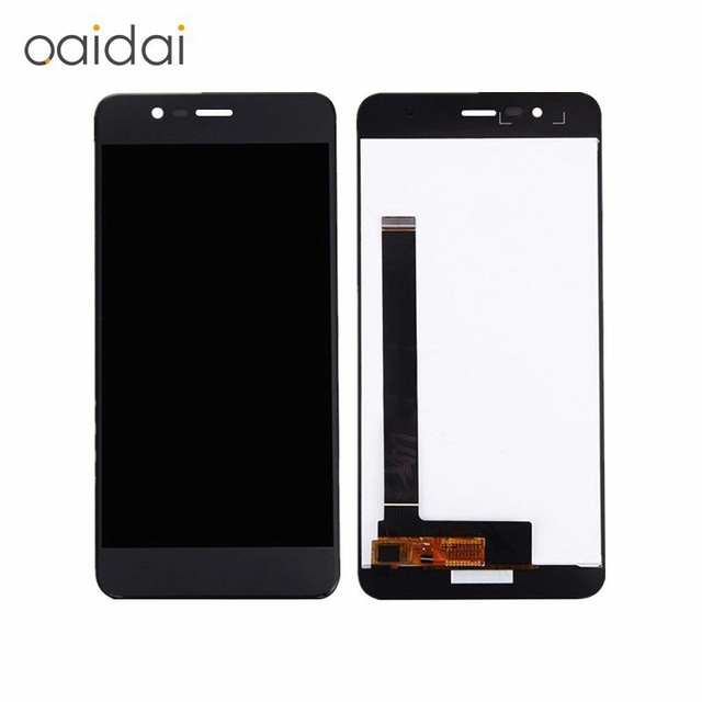 LCD Display Touch Screen Digitizer For Asus Zenfone 3 Max ZC520TL X008D For Mobile Phone Assembly Replacement Parts