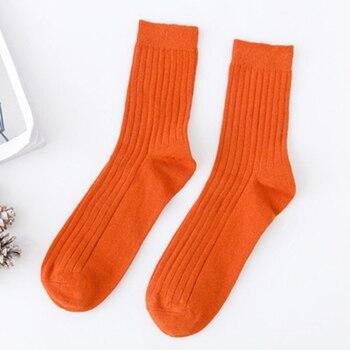 2018 г. новые женские Носки чистый коттоновые носки оптовая женщина 152
