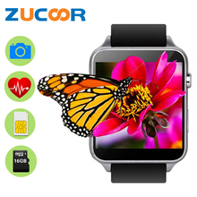 GT88 Smart Watch, Heart Rate Monitor, Fitness Tracker, Support SIM, TF, Camera, Water Resistant, Bluetooth For iOS & Android