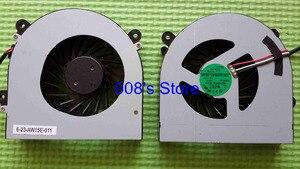 New Laptop CPU Cooler Fan For CLEVO W150 W150er W350 W350ETQ W370ET W370ETQ W370SKQ K590S K660E AB7905HX-DE3 W150ER 3 Pin(China)