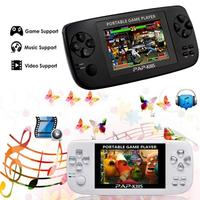 New 3 5 Portable 64 BIT PAP KIII Handheld Game Console Classic Video Game Player Professional