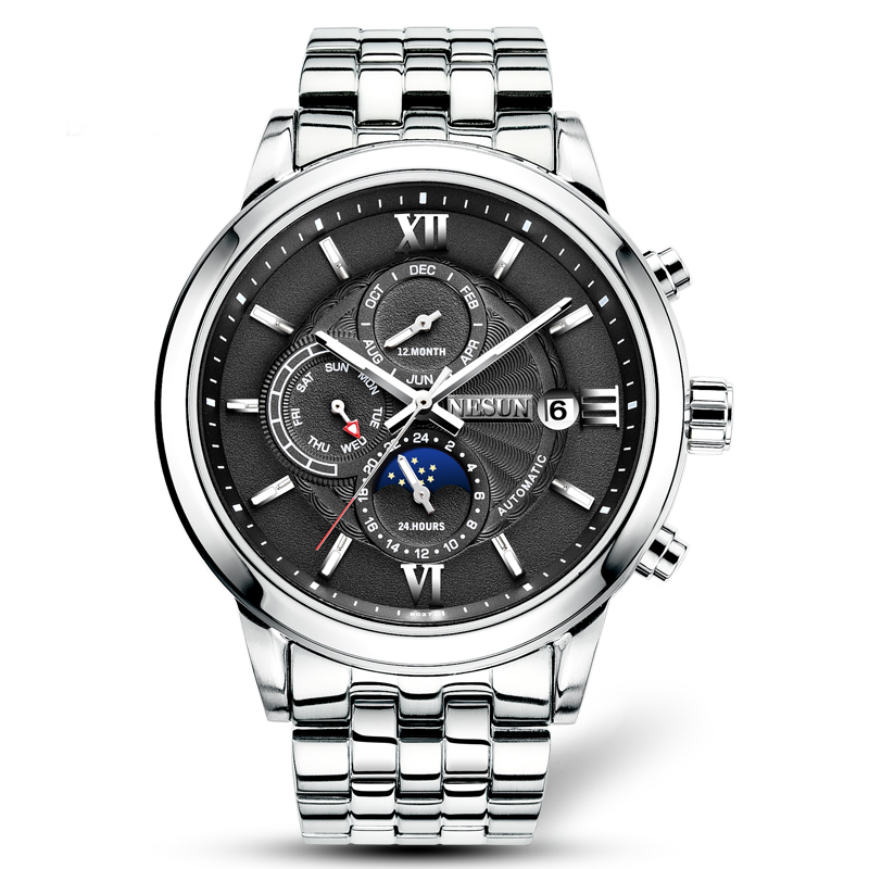 Nesun Automatic Mechanical Men's Watch 1