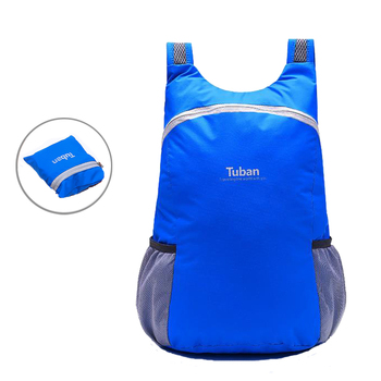 18L Ultralight Foldable Fitness Sport Gym Bags Waterproof Cycling Backpack 1