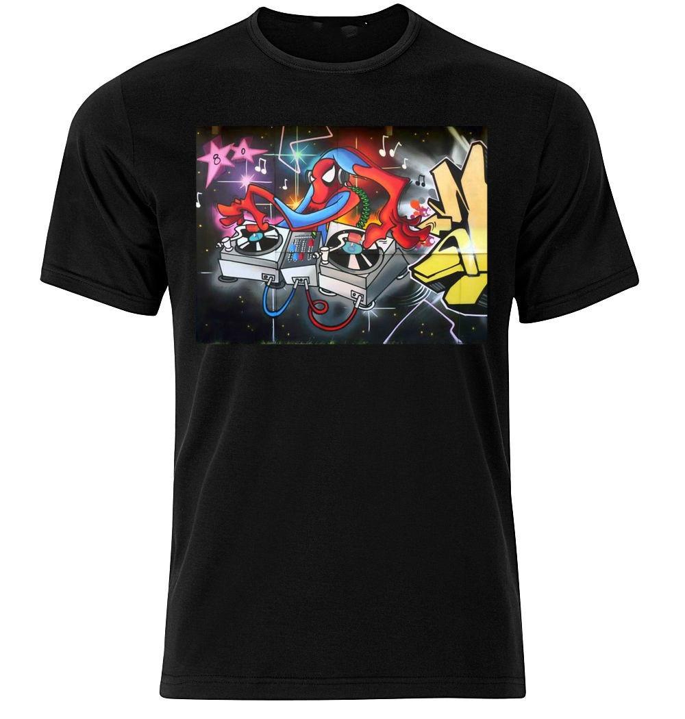 Graffiti T Shirt