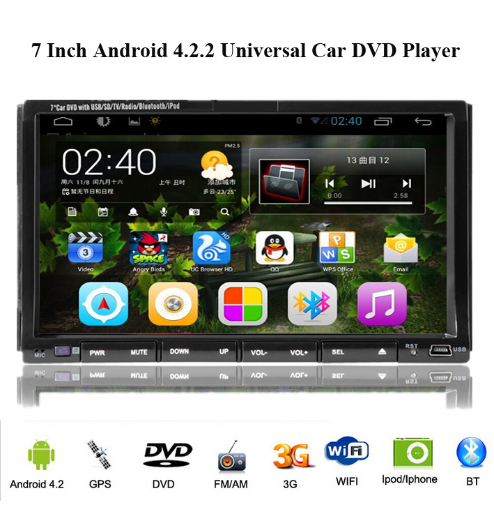 Free font b Camera b font font b Car b font DVD Player font b GPS