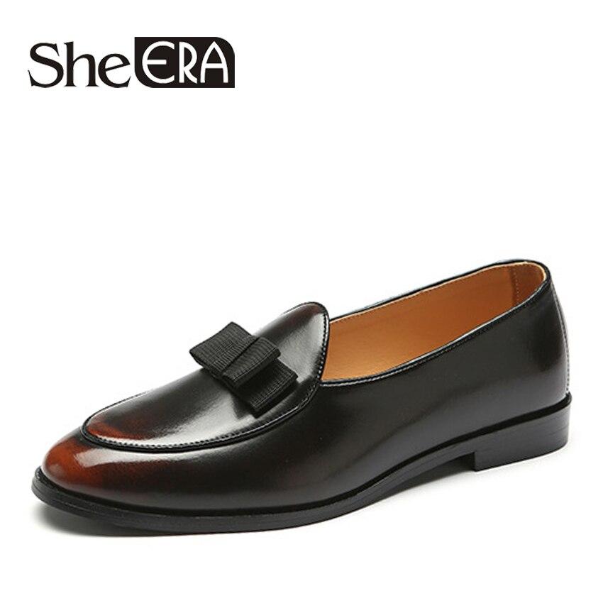 Retro Zapatillas Mosassin Cuero Con Para Mocasines Homme Zapatos Marca Hombres Pincel Hombre De Fiesta Casual D92HEYWI