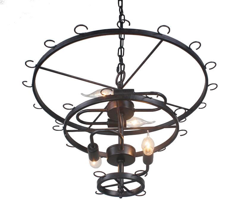 Art Deco Goblet Pendant Light Lamp Retro Red Wine Goblet Pendant lights Hanging Lamp For Hotel Bar Restaurant Glass Lamp Bracket (7)