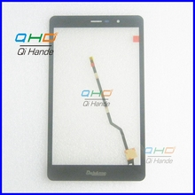 "Black New 8"" inch 080367R01-V1 Capacitive Touch screen panel digitizer sensor for DaluLong Tablet PC Free shipping"