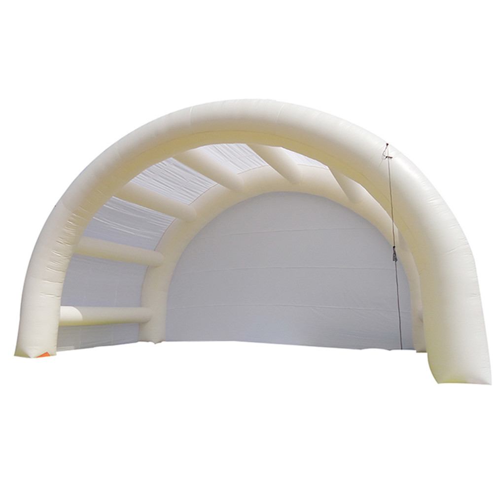 Giant Durable Fully New Inflatable Car Garage Tent With Blowers
