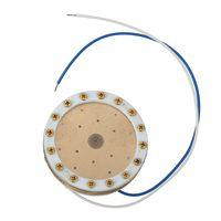 新しいマイク 34 ミリメートル大マイラーカプセルジダイアフラムコンデンサーマイク両面 M7 K47 K49 K87 用ノイマン DIY 交換 -