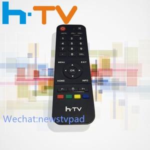 Image 1 - משלוח חינם חדש H. טלוויזיה תיבת HTV שלט רחוק עבור H.TV3 H.TV5 HTV3 HTV תיבת 6 HTV5 HTV תיבת 5 HTV6 תיבה