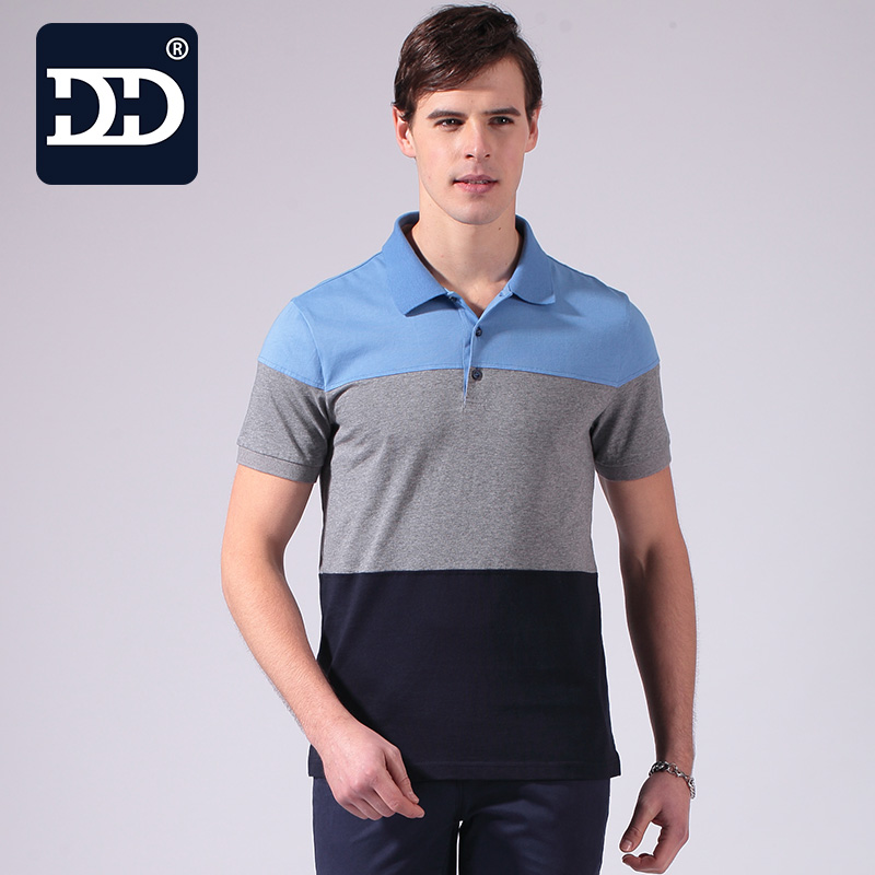 New 2017 DD Brand Polo Shirt For Men Designer Polo Men Shirt Soft Cotton Short Sleeve Polo Shirt Men Famous Brand Clothing on AliExpress