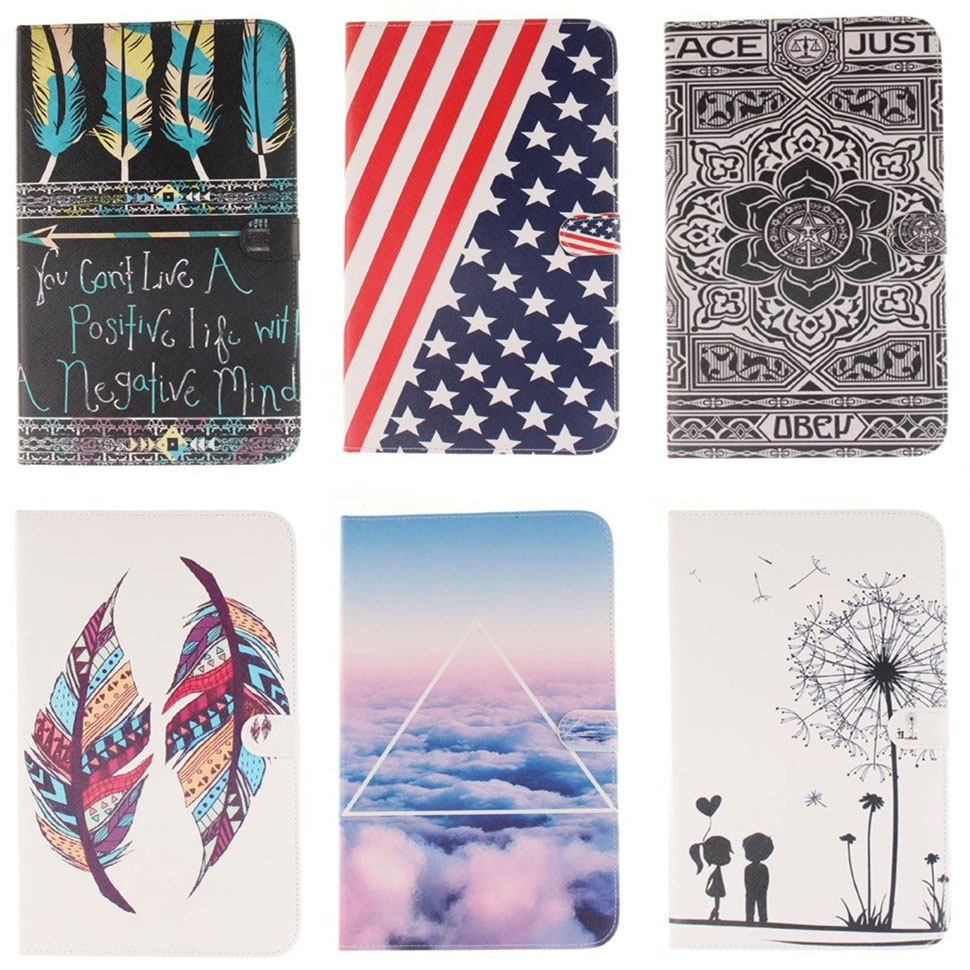 New animal Cartoon Case for Samsung Galaxy Tab E T560 SM-T561 PU Leather Tablet Stand Cases with card slot for GALAXY Tab E 9.6 bf luxury tablet case for samsung galaxy tab e 9 6 sm t560 sm t561 t560 t561 pu leather flip cute book stand cover protector