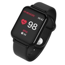 Smart Watch Blood Oxygen Blood Pressure monitoring Heart Rate Tracker Alarm Clock Passometer Sleep Tracker Message call Reminder