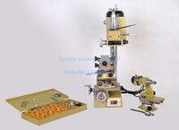 Hajet ювелирного оборудования 220 В браслет Огранки Машина Автоматическая кольцо огранки машины