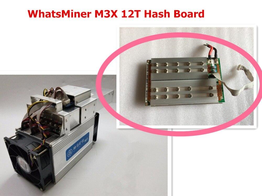WhatsMiner M3 11.5-12 t Bordo Hash Sostituire Il Cattivo Parte Bordo Hash Per WhatsMiner M3X 11.5 t- 12 t