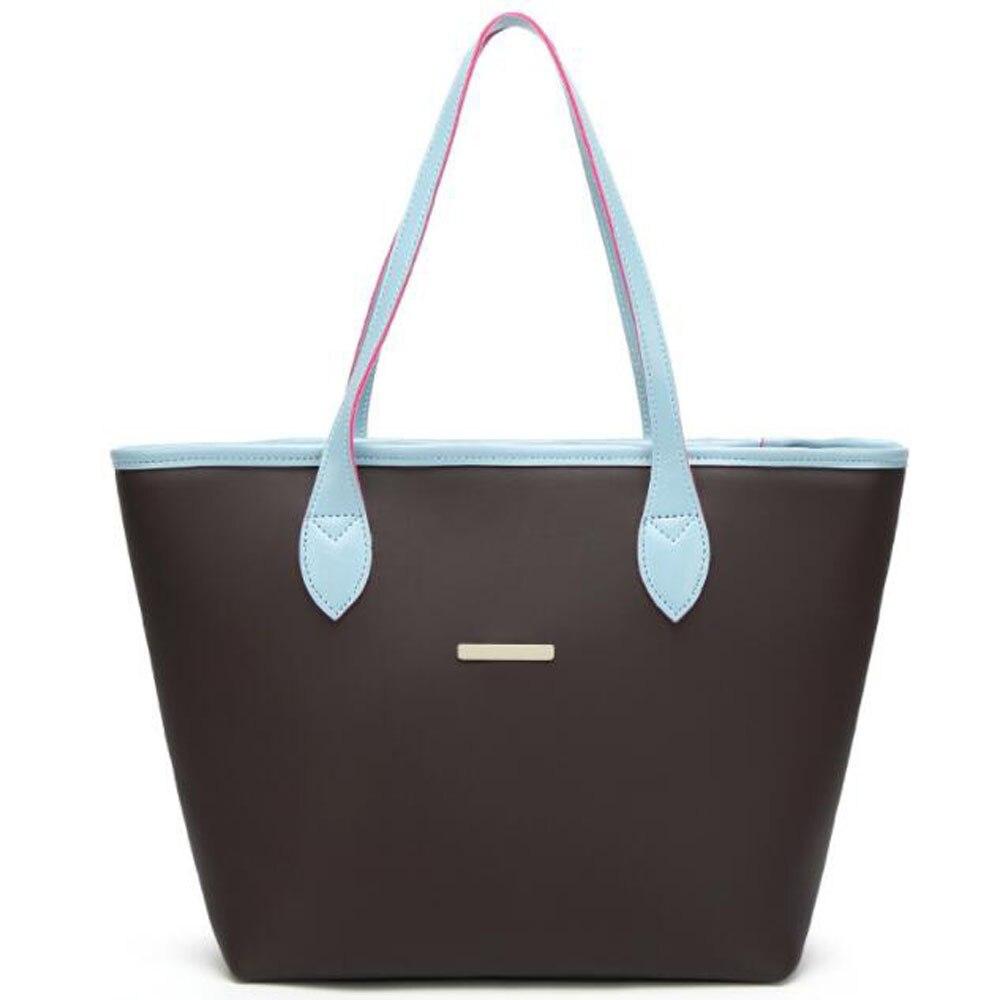 5a26de9b5 Negro azul lavanda Mujer Bolsas Venta Bolsos Principal Cielo Caliente Moda  Genuino De Elegante Sac Cuero Hombro PZkOXuTi