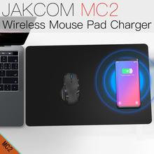 JAKCOM MC2 Mouse Pad Sem Fio Carregador venda Quente em Carregadores como banco de potência 20000 mah 12 foreo luna v bateria carregador