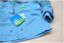 Blue Baby Boy Jacket