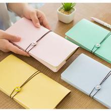 Записная книжка Midori, стандартный размер, винтажный блокнот для путешественника, удобный дизайн, 221 мм X 117 мм, 32 листа, журнал для путешествий