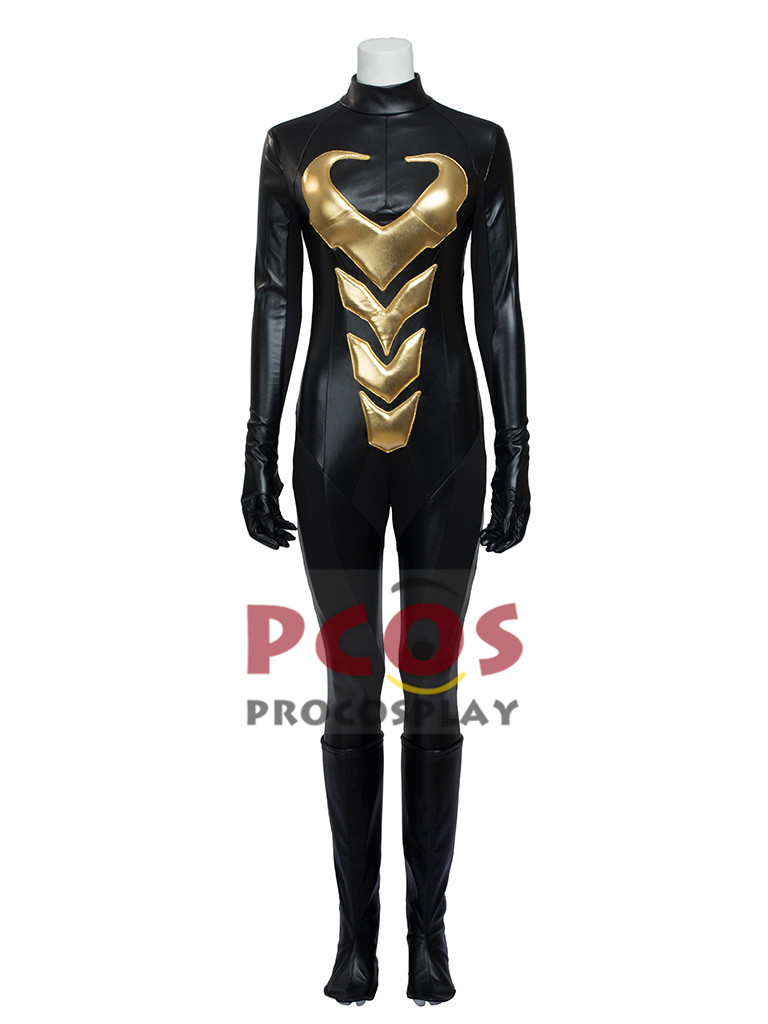Ant-Man and the Wasp Janet van Dyne Cosplay Costume jumpsuit mp003482