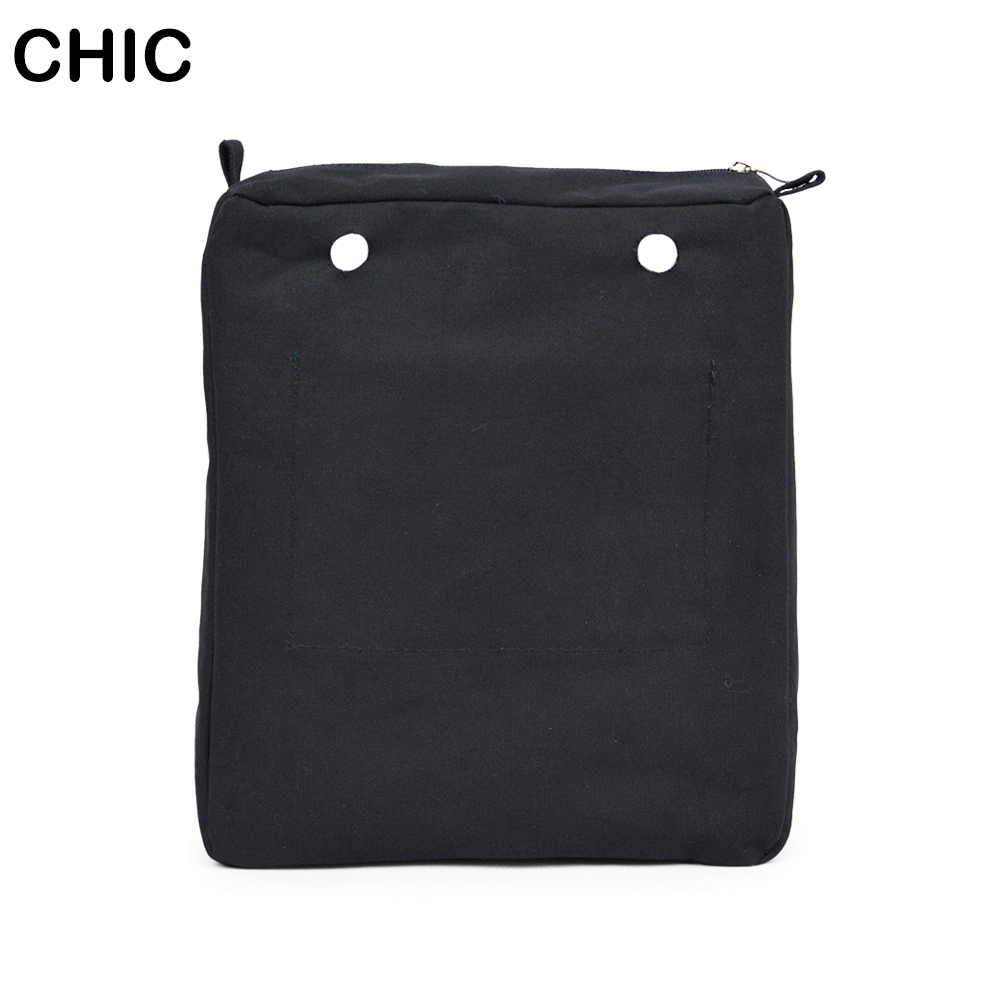 New Canvas Insert Tela Insert for O CHIC Lining Canvas waterproof Inner Pocket For Obag OCHIC new colorful cartoon floral insert lining for o chic ochic canvas waterproof inner pocket for obag women handbag
