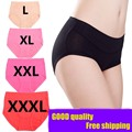 New Panties Women Underwear Large Size Briefs Ladies 3XL Comfort Female Big Size Sexy Underwear Brand Bamboo Panties For women