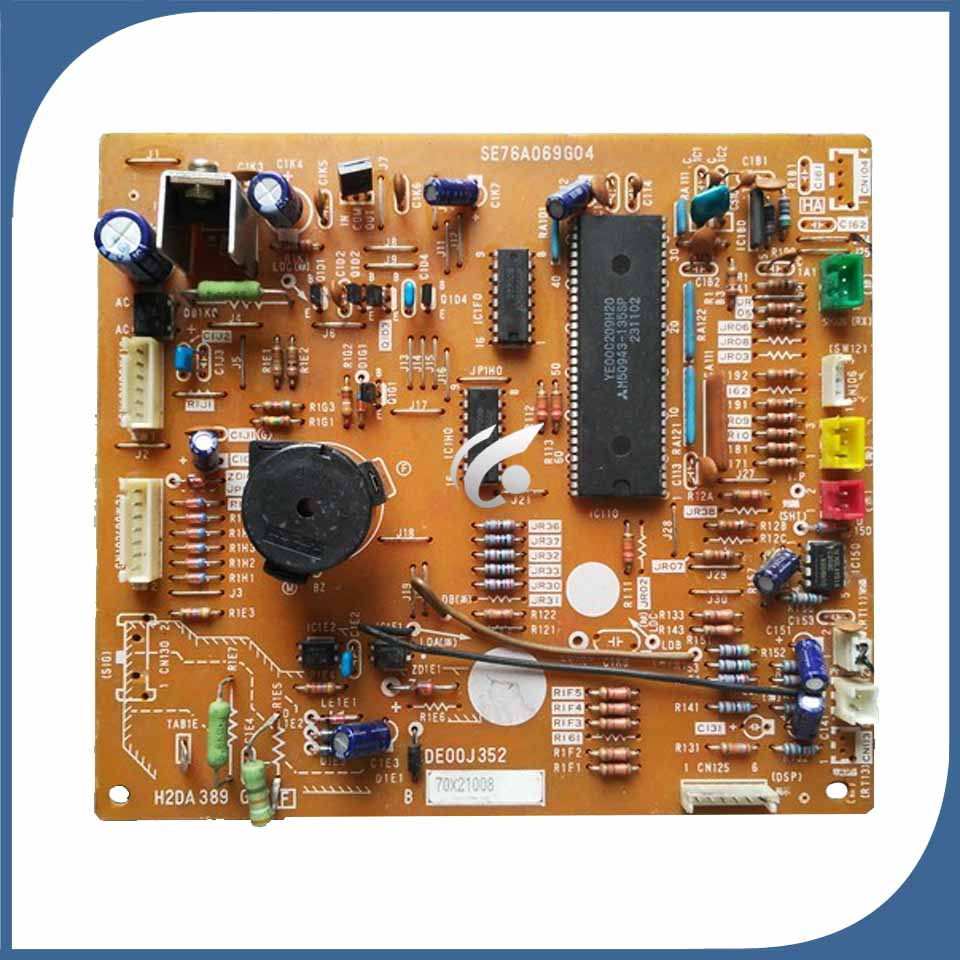 90% new good working for air conditioning motherboard H2DA389G07 SE76A069G04 used board90% new good working for air conditioning motherboard H2DA389G07 SE76A069G04 used board