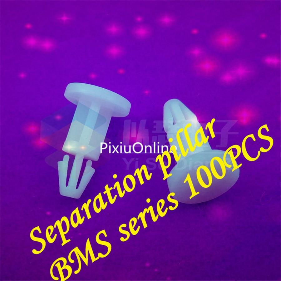 100 pcs/pack YT428X Séparation Pilier PCB Isolement Colonne En Plastique Rivets Intervalle Colonne BMS Intervalle Colonne Ensembles Livraison Gratuite