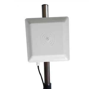 Image 2 - UHF RFID card reader 6m long distance range with 8dbi Antenna RS232/RS485/Wiegand TCP/IP Read Integrative UHF Reader