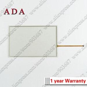 """Image 2 - Panel de cristal para pantalla táctil, digitalizador para 6AV2124 0MC01 0AX0 6AV2 124 0MC01 0AX0 TP1200, Panel táctil cómodo de 12 """"con superposición"""