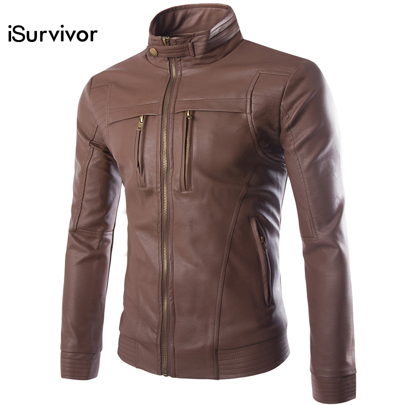 Popular Leather Winter Coats for Men-Buy Cheap Leather Winter
