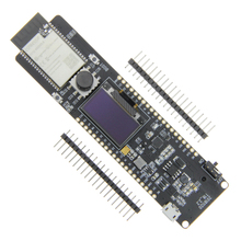 Lilygo®Ttgo T Sư Tử ESP32 WROVER 4 Mb SPI Flash Và 8 Mb Psram 0.96OLED 5 Chiều Nút 18650 pin
