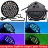 2016 Hot Sales Led Par Can 54X3W RGBW Led Par Light Strobe DMX Controller Party Disco