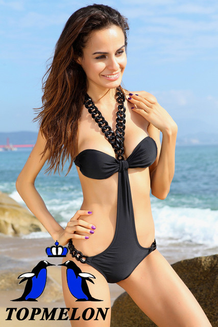 Large bikini models