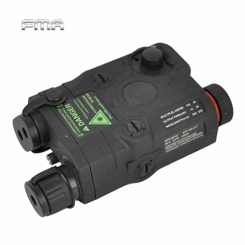 FMA PEQ-15 배터리 케이스 모델 기능 없음 표준 20mm 레일 사냥 용 라이플 배터리 케이스 BK/Tan/FG 용 전술 배터리 케이스