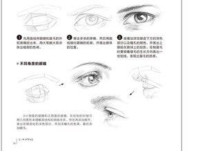 Image 3 - Boceto de lápiz de Novice a libro profesional: boceto de base cero libros tutorial materiales de enseñanza autorretratos retrato de cabeza