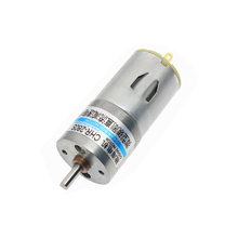 GM25GA-280S miniature DC gear motor, permanent magnet all-metal 3V 6V motor