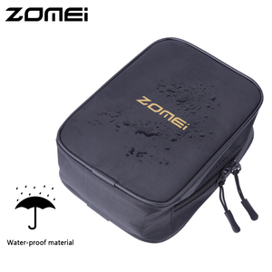 Image 2 - ZOMEI Waterproof 16pcs Pockets Camera Filter Bag Wallet Case Pouch For 100x150mm 100x100mm ND Filters Pouch
