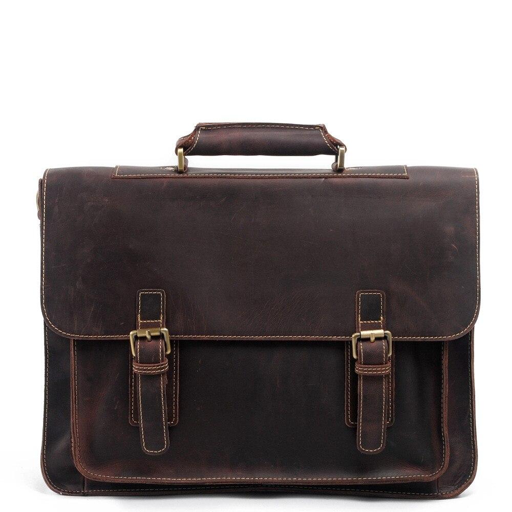 Handtaschen Luxus Sommer As Mann 2017 Cowboy Haut Einzelnen Schulter Messenger Aktentasche Öl Taschen Leder Show Computer Paket Angelegenheiten ZXdxp