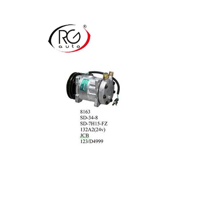 Good performance Auto A/C Compressor for JCB 7H15-in A/C