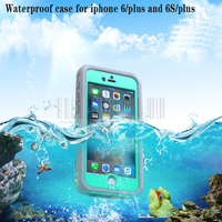New Luxury Water Dirt Shock Snow Full Proteitve Heavy Duty Armor Silicone Rubber Case Cover For