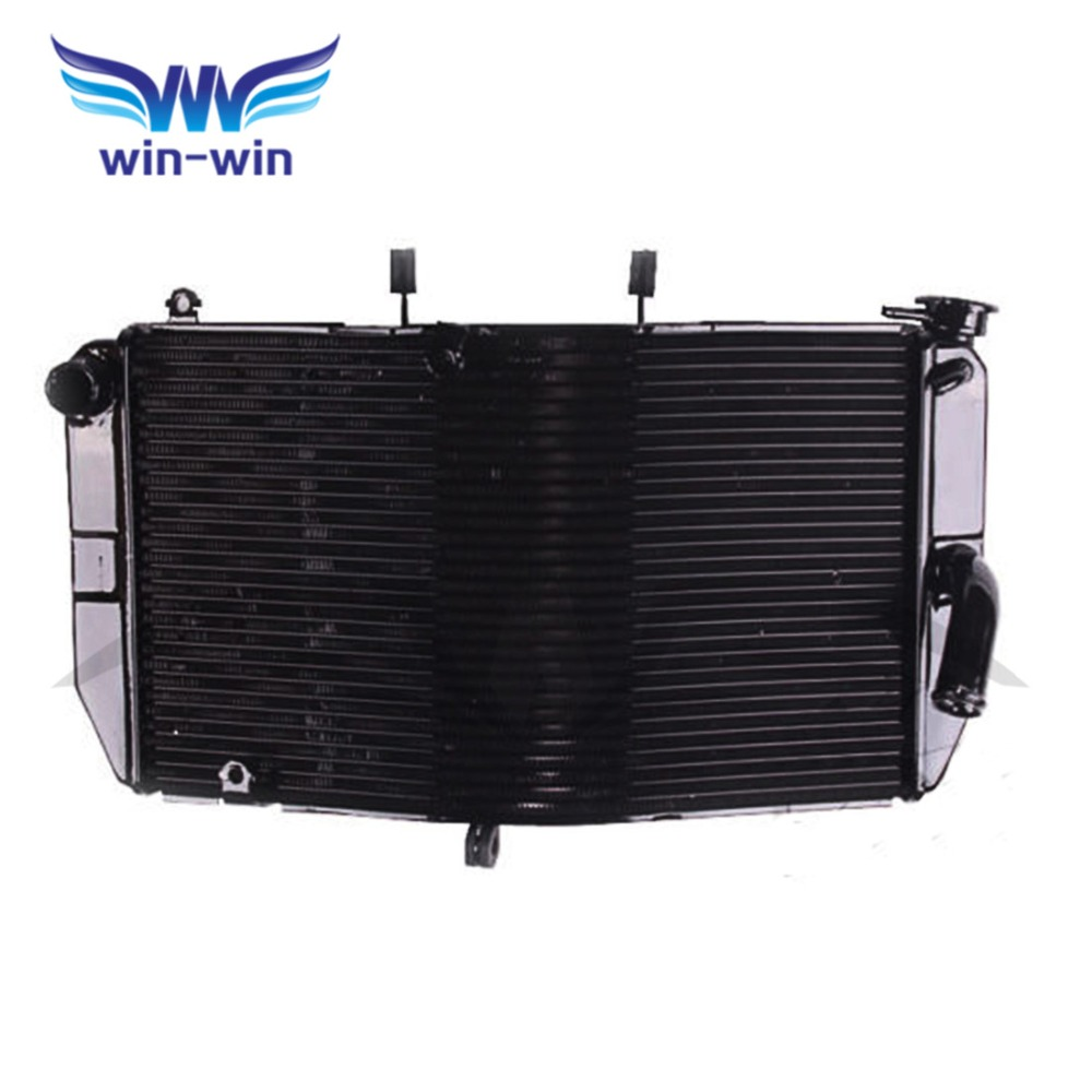 Motorcycle Cooler  Aluminium Replacement Radiator Grille Guard for Honda CBR600RR CBR 600 RR 2003 2004 2005 2006 motorcycle radiator cover water tank cooler grille guard fairing protector for honda vtx1800 2002 2008 2007 2006 2005 2004 2003