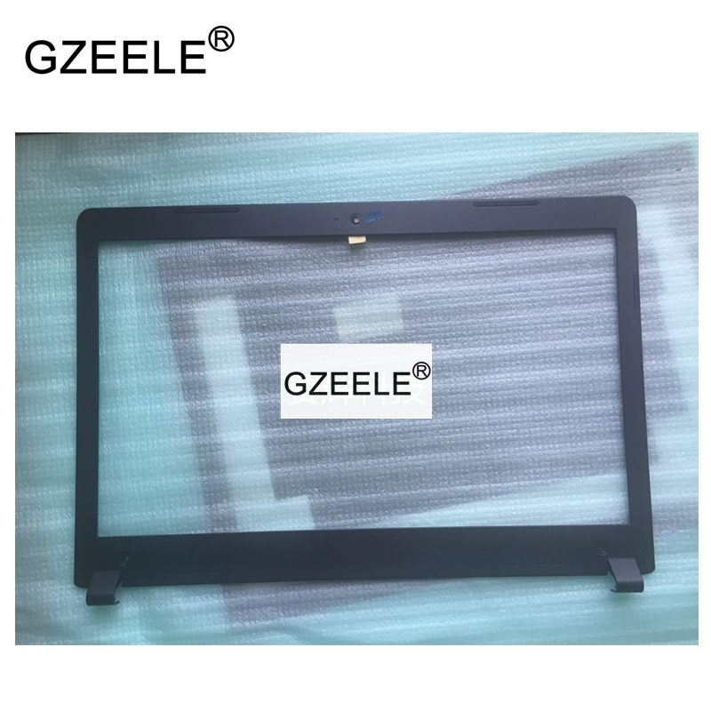 GZEELE For DELL Vostro 5460 V5460 5470 V5470 5480 V5480 5439 laptop lcd front bezel case cover CASE touch 0YWMRF/NO touch 0ND6VF