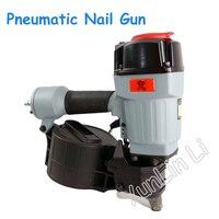Пневматический пистолет гвоздь практические Nail пистолет Газа ногтей деревянные поддоны перфорация аксессуары Пневмоинструмент бытовой