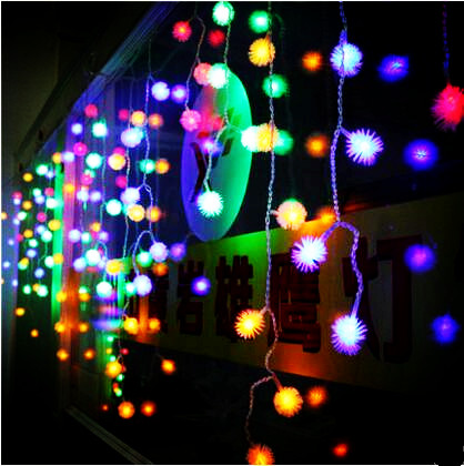 New Year 6x1M Garland LED Christmas Lights Garlands Decoration Cristmas LED String Fairy Lights Luzes De Natal Luces Navidad