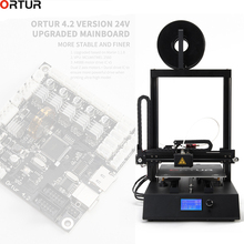 Get more info on the Industry Linear Guide Rail 3D Printer Fully Aluminum Frame Printing Machine Stable and Quick with CR-10 Extruder 16GB TF SD Card